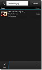 The Techie Guy app