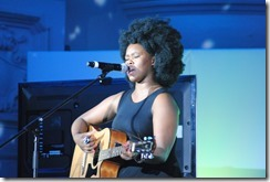 live performance from acclaimed singer-songwriter Zahara
