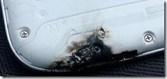 Samsung water damage