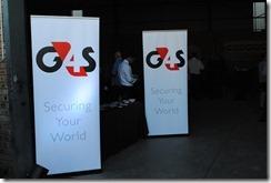 G4S - Foam system