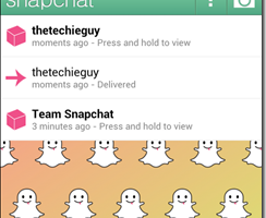 Instagram direct instant messaging - Thetechieguy com