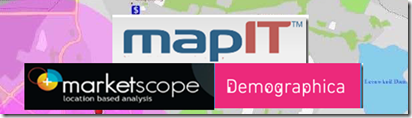 MapIT, Marketscope, Demographica