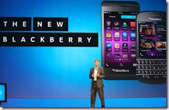 BlackBerry 10.1 update