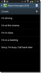 5 Tips for the Samsung Galaxy S4 - Call